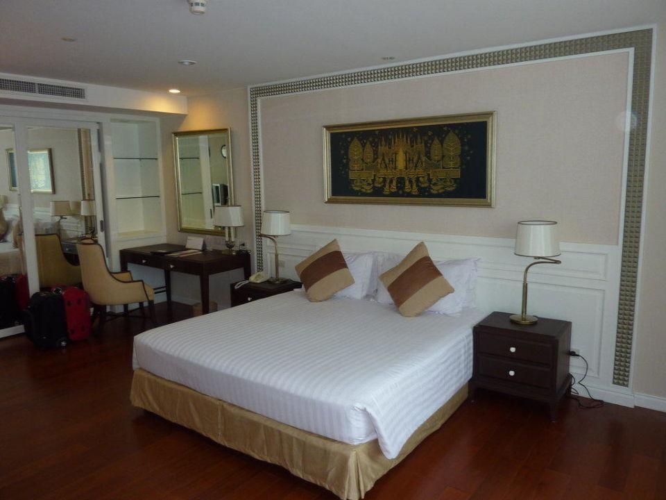 Zimmer 2016 Hotel Centre Point Silom
