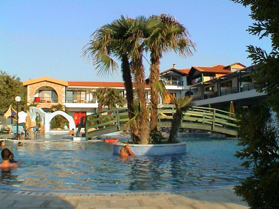 Pool Nr.2 Acrotel Athena Pallas Village
