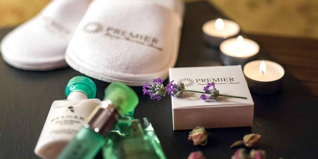 Spa in Premier Hotel Premier Luxury Mountain Resort