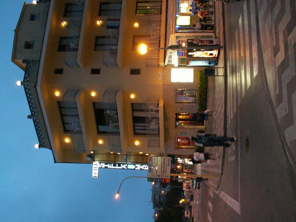 Wejście główne Hotel Stella Maris