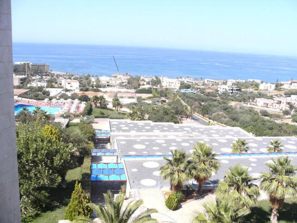 Ausblick vom Hotel Hotel Royal Belvedere