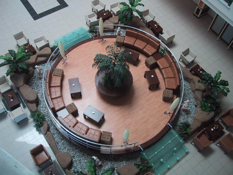 Der schöne Innenbereich Hotel Aydinbey Gold Dreams