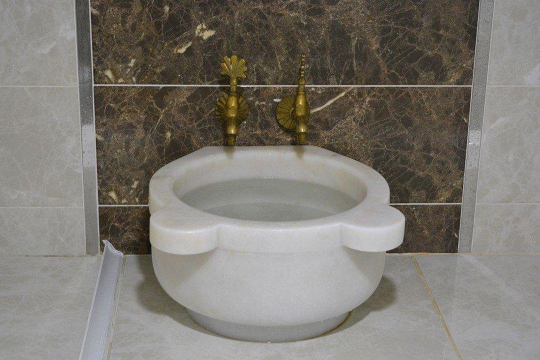 Badezimmer   Becken Vom Hamam Melrose Viewpoint Hotel