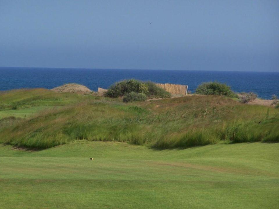 Golfspielen mit Blick aufs Meer Lykia World Antalya