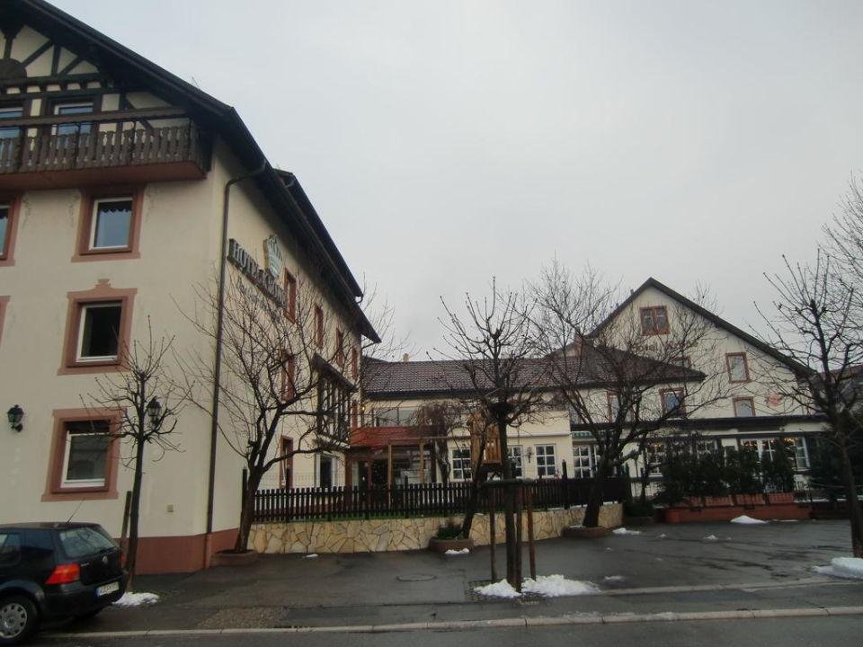 hotel krone hirschberg an der bergstraße