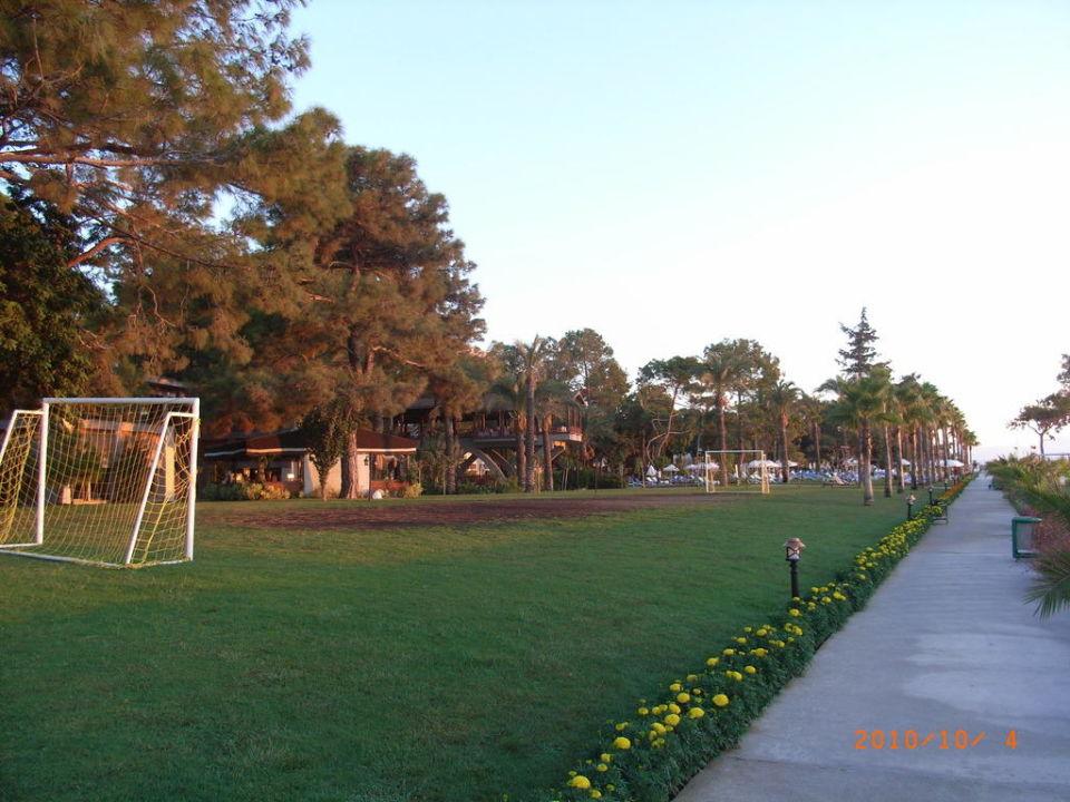 Fußballplatz Hotel Mirada del Mar