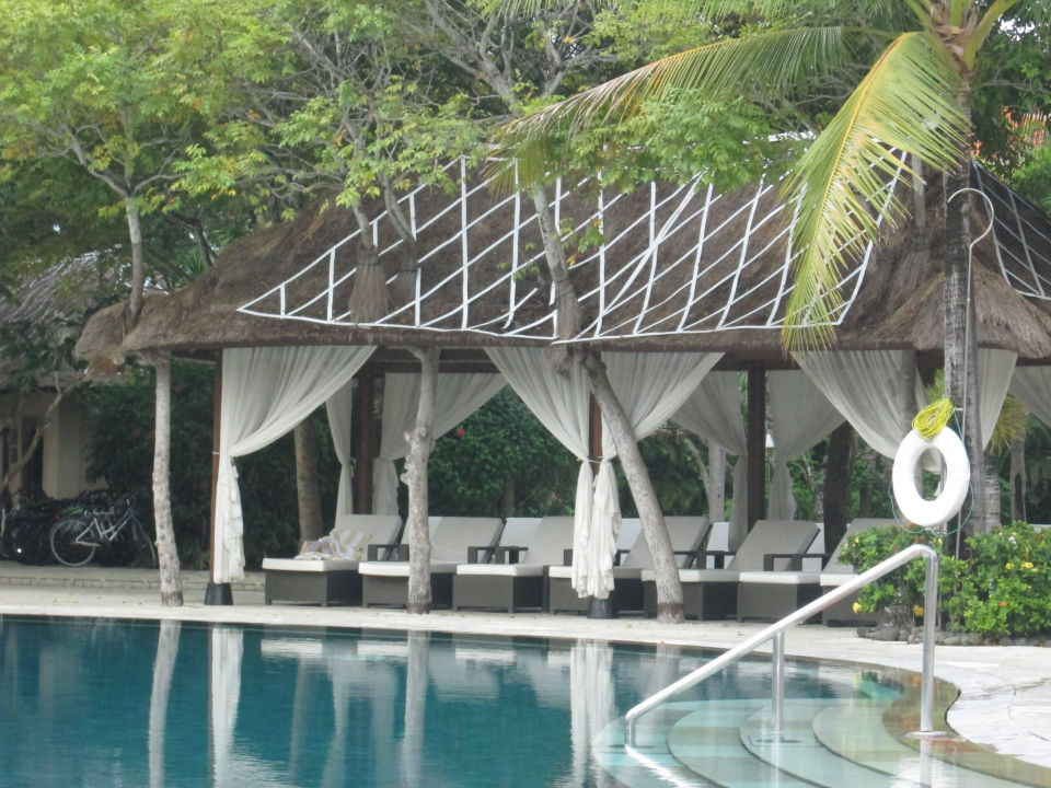 Liegen im Schatten The Westin Resort Nusa Dua, Bali