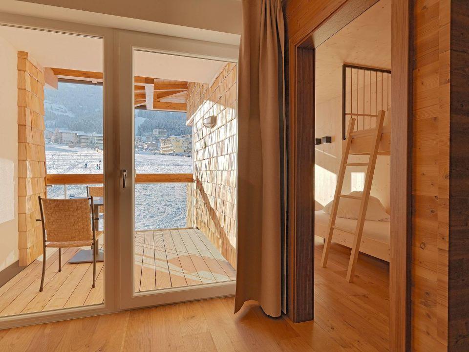 Kinderzimmer suiten alpina zillertal family - Alpina kinderzimmer ...