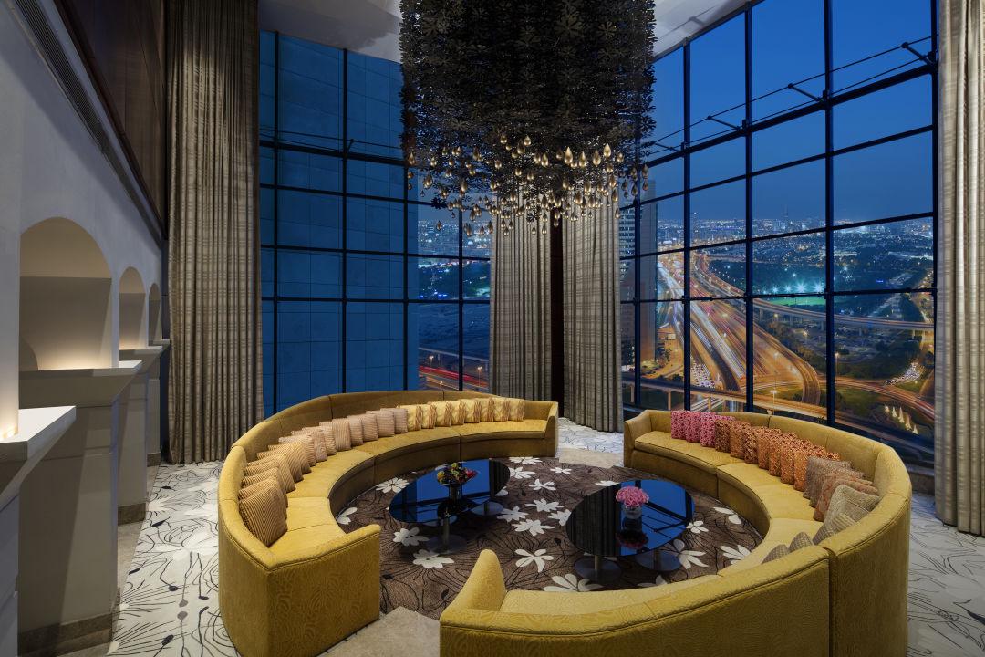 Zimmer The H Hotel Dubai