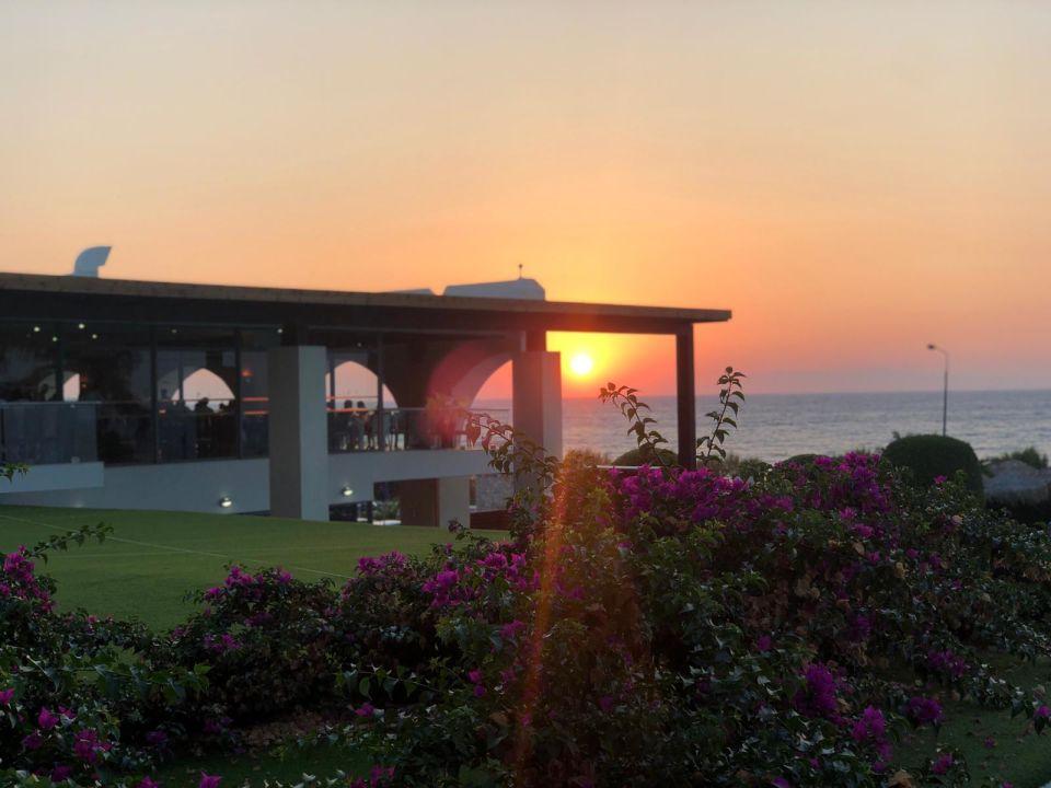 Ausblick Hotel Oceanis Beach