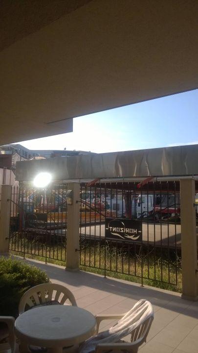 Wc widać  Menada Horyzont Apartments