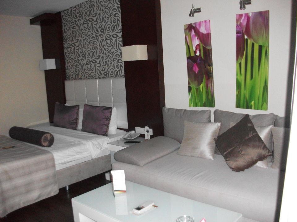 Grosses Doppelzimmer Geschmackvolle Einrichtung Tusan Beach Resort