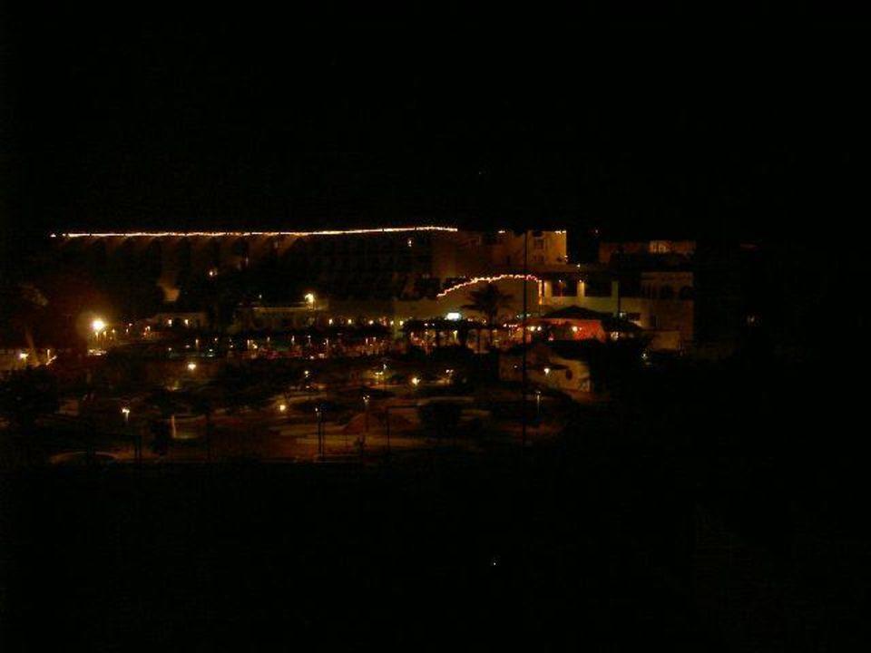 Der Abend im Hotel Shams Safaga Hotel Shams Safaga