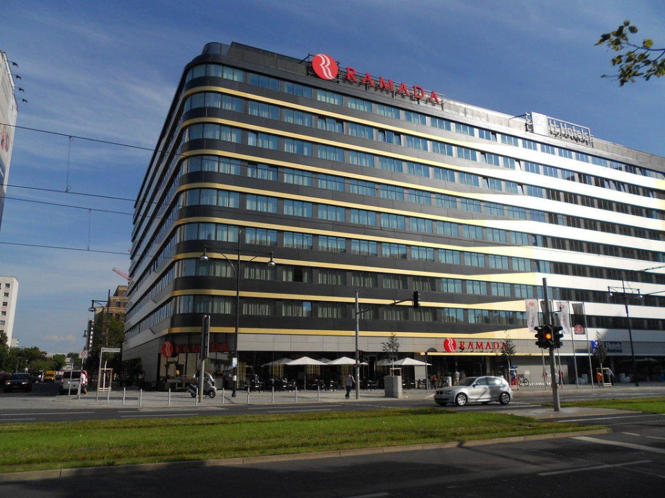 Ramada Hotel In Berlin