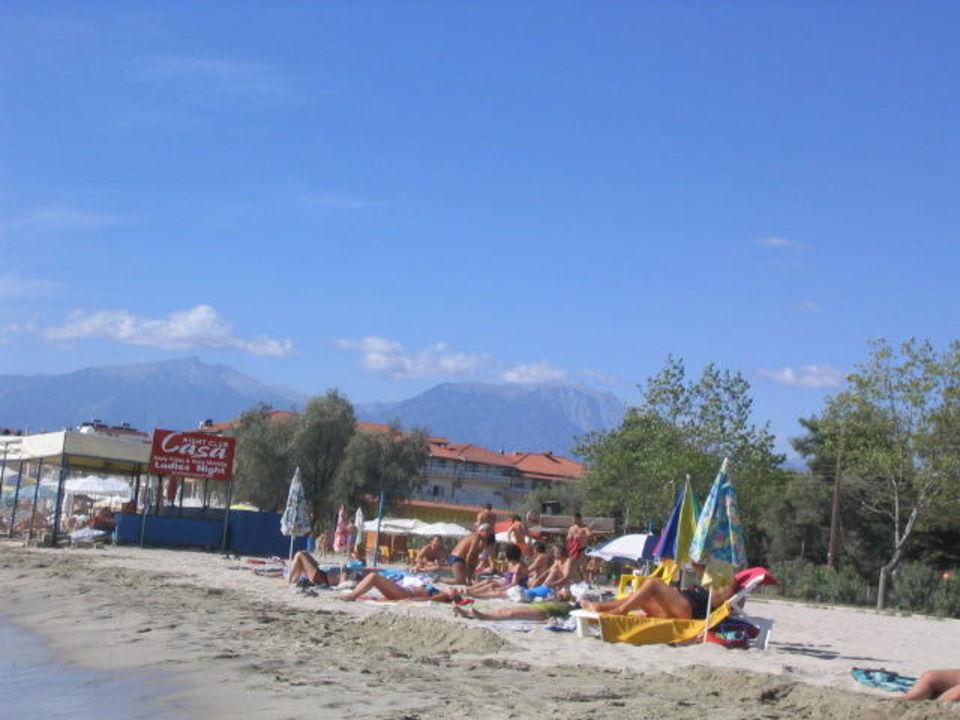 Strand smartline Mediterranean