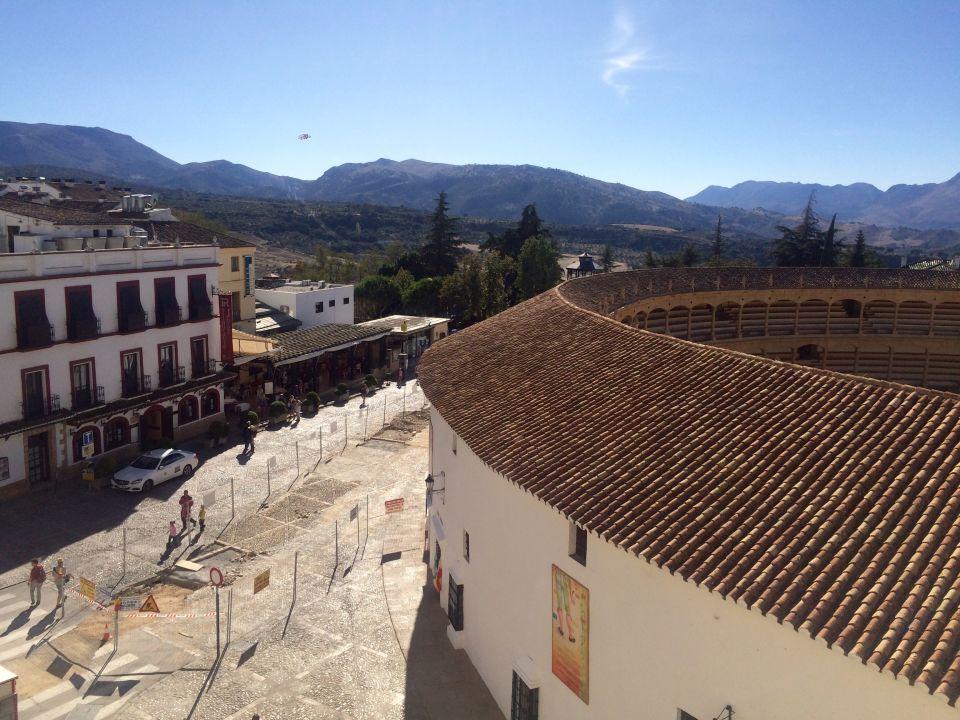 Ausblick Catalonia Ronda
