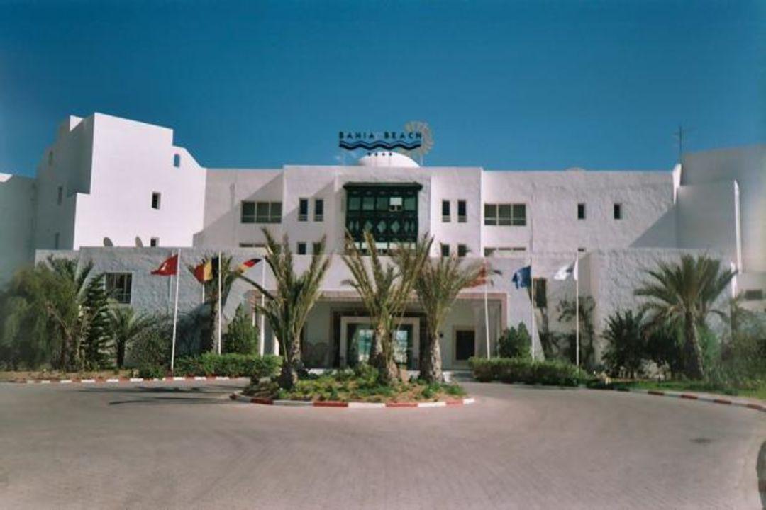Eingang - Hotel Bahia Beach Daphne Bahia Beach