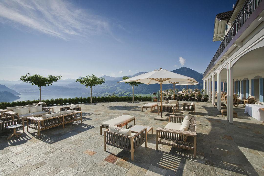 terrasse hotel villa honegg ennetb rgen holidaycheck. Black Bedroom Furniture Sets. Home Design Ideas