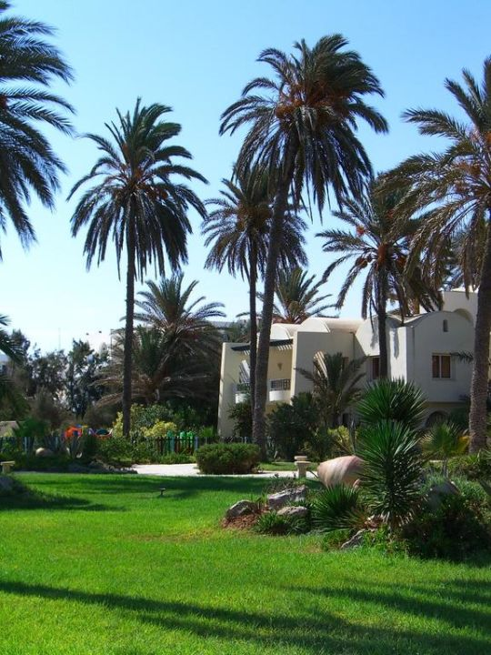 Il giardino Hotel Eden Star