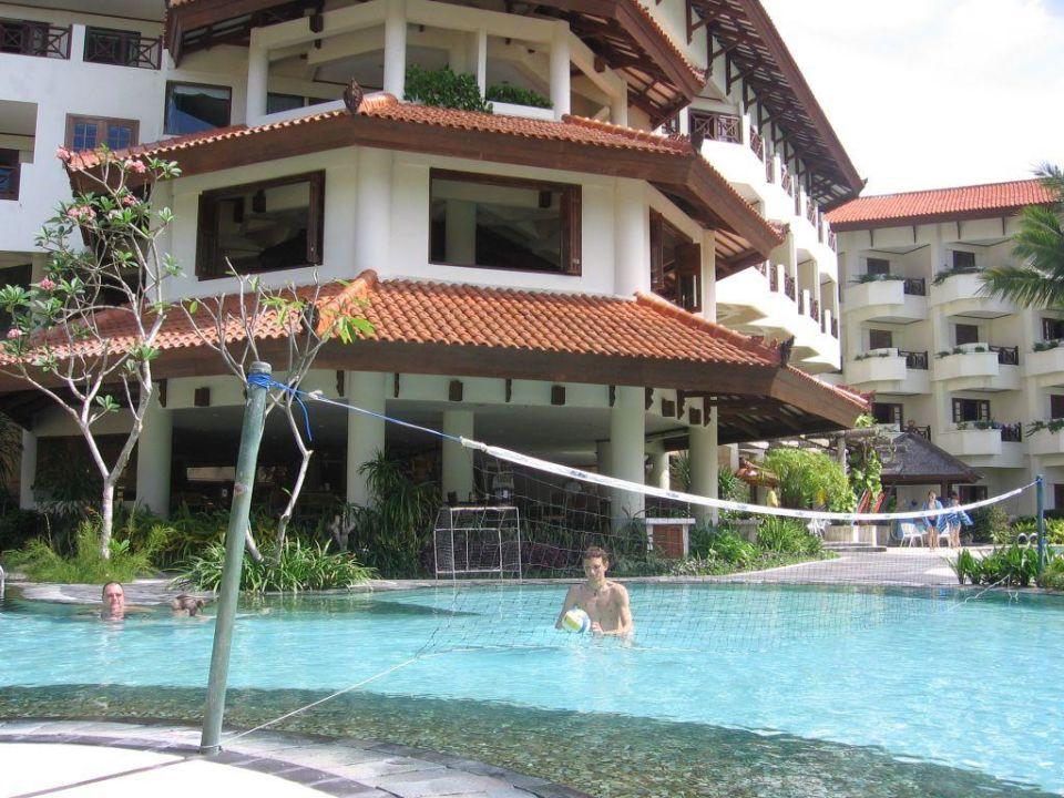 Pool Hotel Grand Mirage Resort & Thalasso Bali