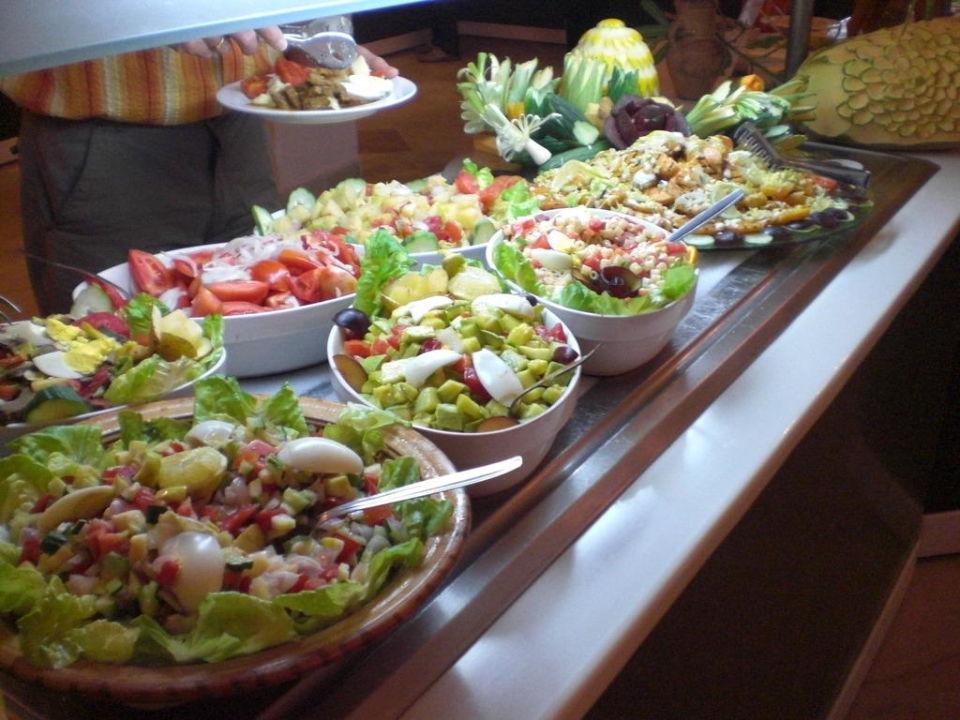 Salattheke Hotel Thalassa Mahdia