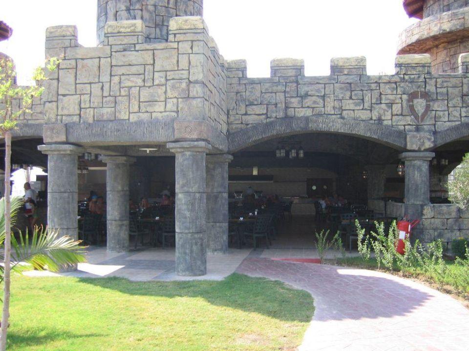 Beachrestaurant Hotel Sherwood Breezes Resort