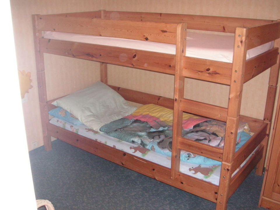 Kinderzimmer Appartement Standard Altbau Familotel FamilienKlub Krug