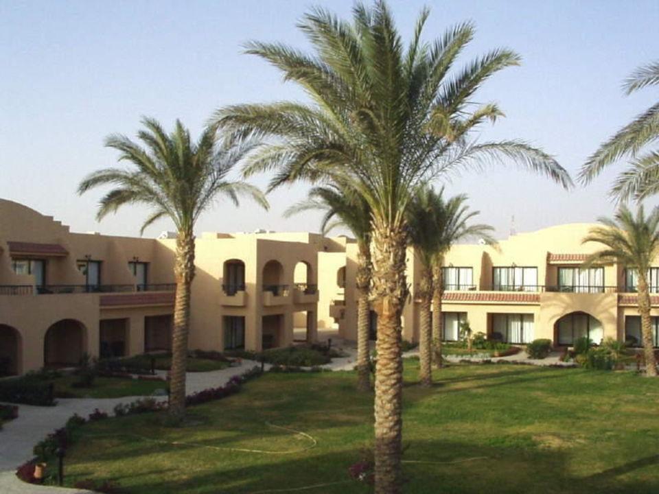 Blick vom Hotelzimmer Hotel Ali Baba Palace