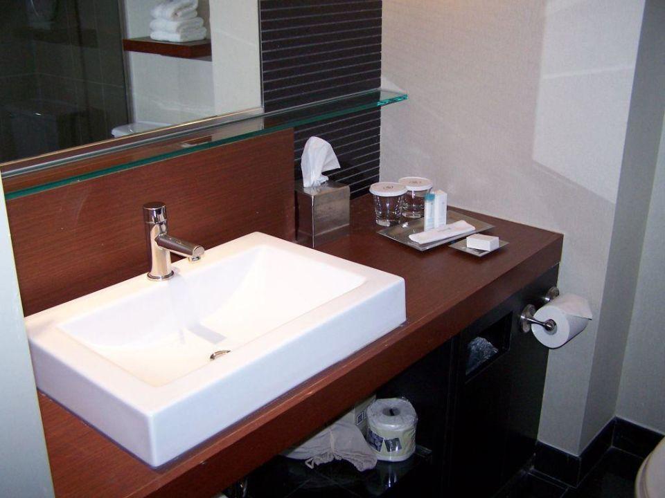 Tolles Badezimmer Hotel Hilton Toronto