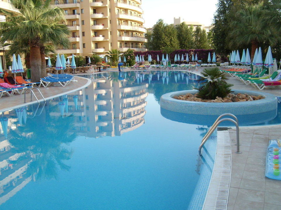 Pool Orient Beach Allsun Hotel
