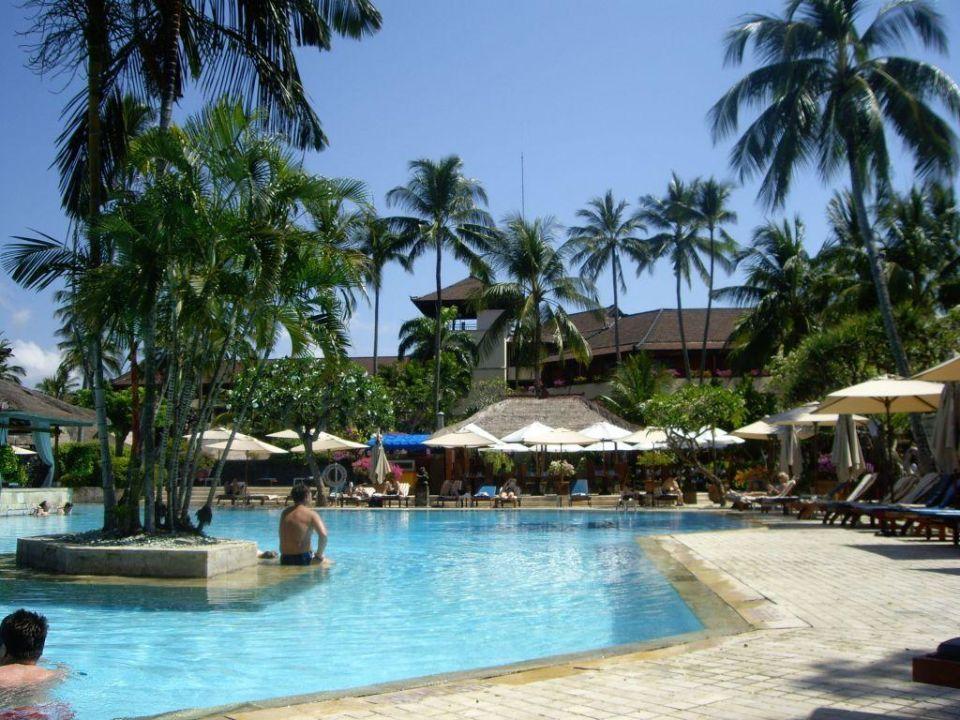 Nusa Dua Beach Hotel Bewertung