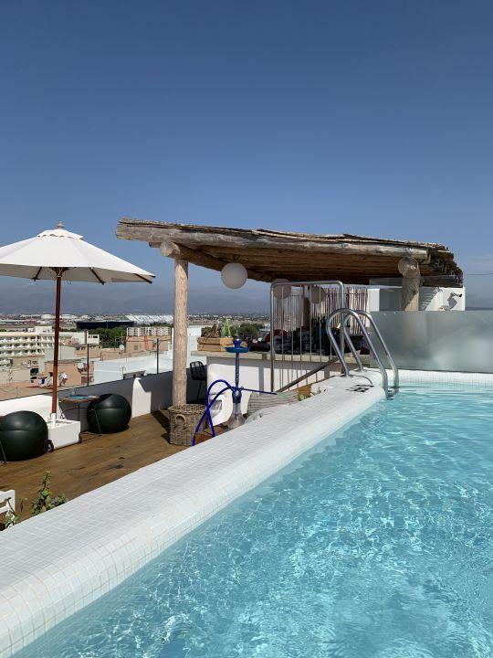 Pool Hotel HM Alma Beach