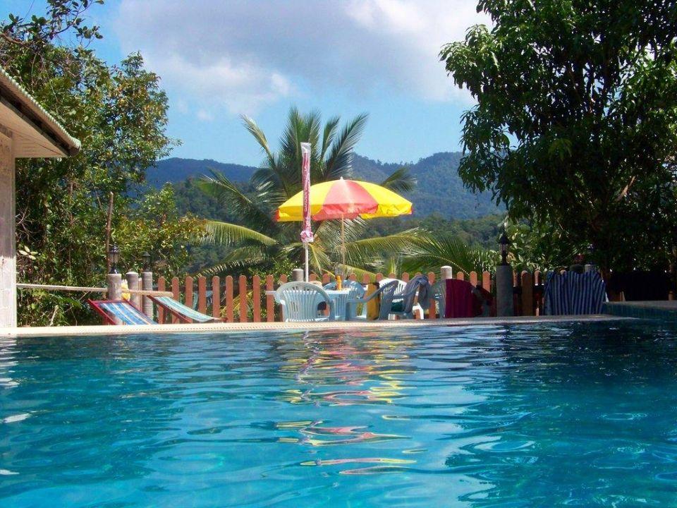 Der schöne Pool Island View Resort & Spa
