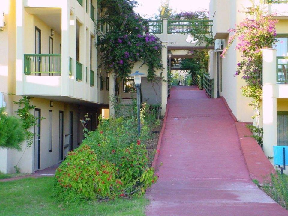 Hauptgang Oz Hotels Incekum Beach