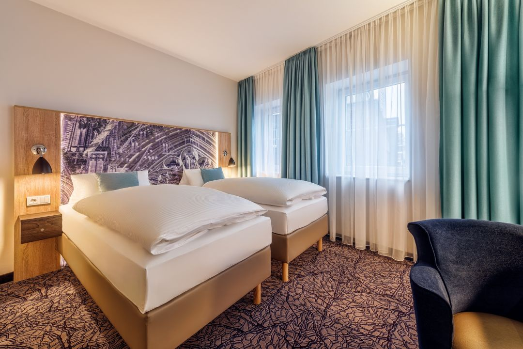 Zimmer CityClass Hotel Residence am Dom