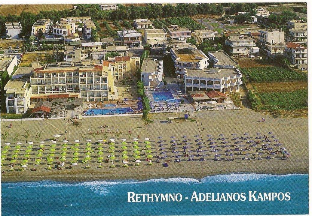 Hotel Kathrin Beach Adelianos Kampos   Griechenland