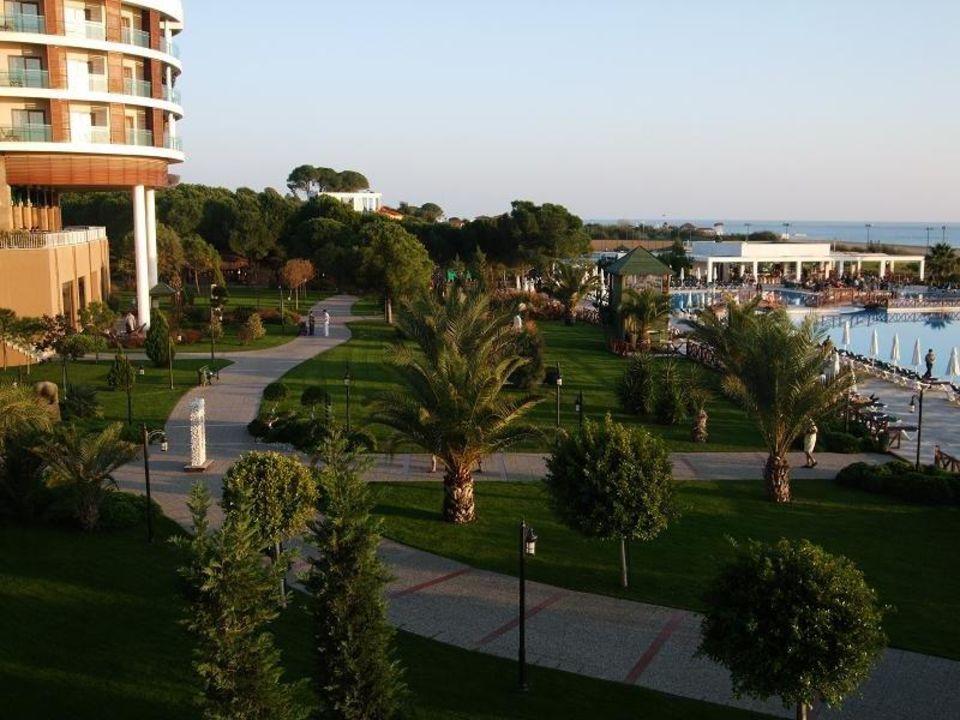 Gartenanlage Voyage Belek Golf & Spa