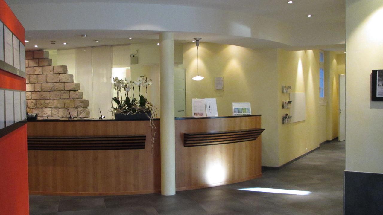 Ресторан в отеле Hotel Schützen Rheinfelden