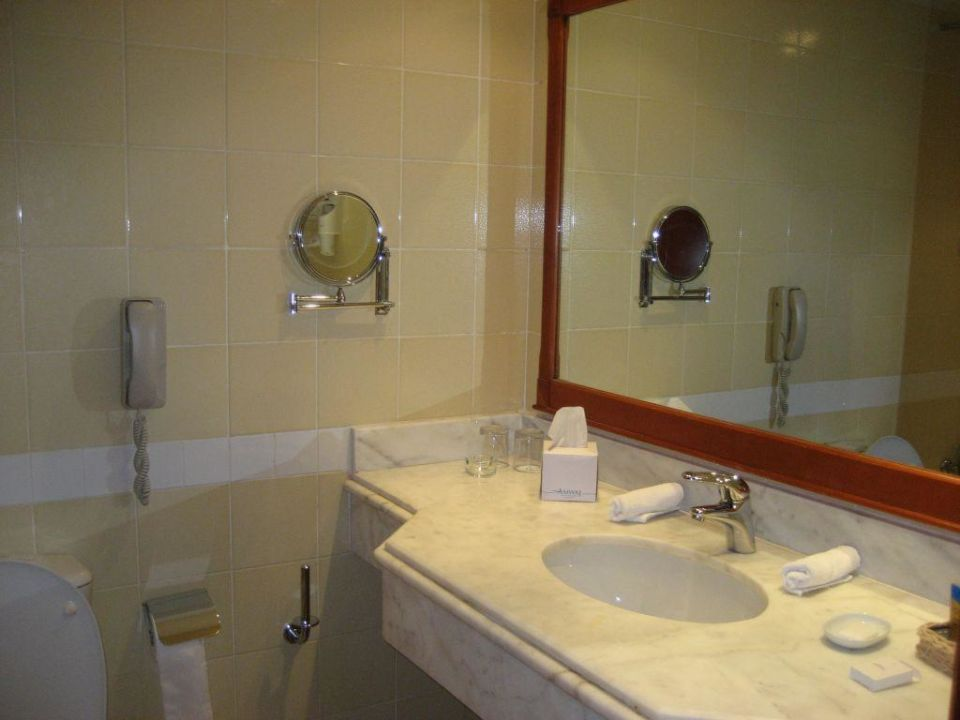 Łazienka Amwaj Oyoun Hotel & Resort