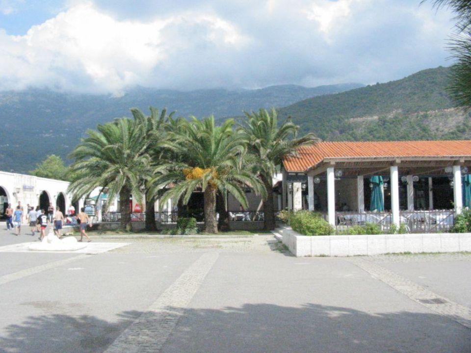 Hotelanlage Holiday Park Slovenska Plaza