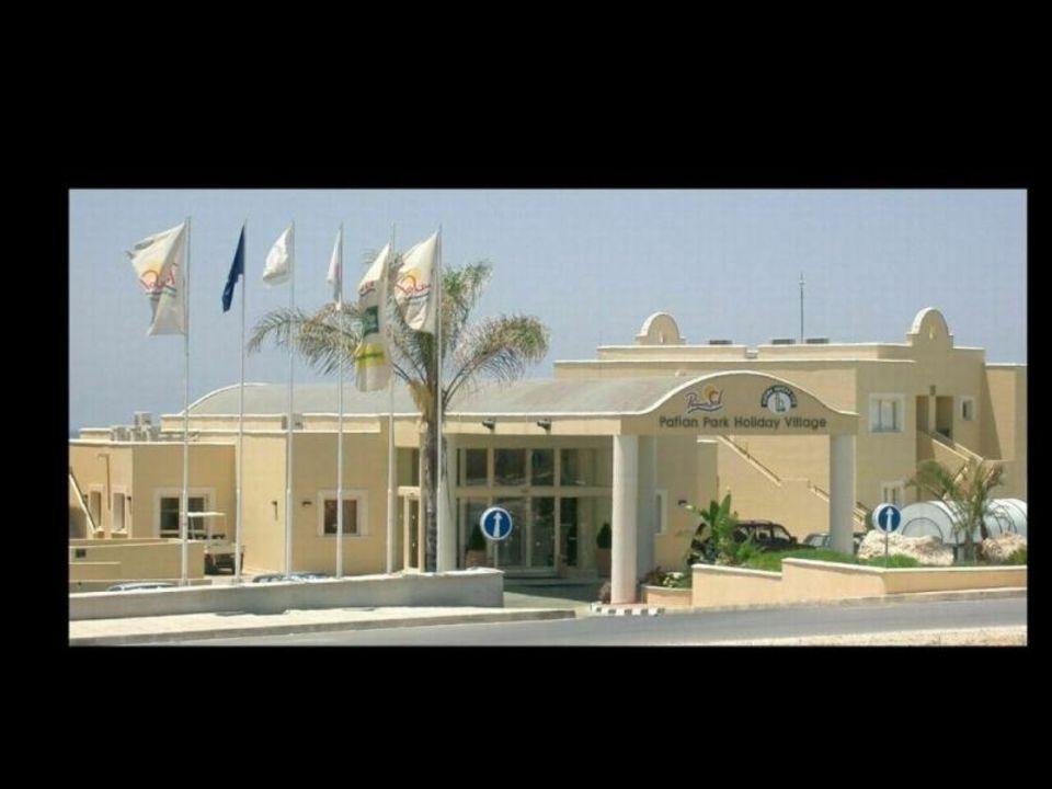 Hotelanlage Pafian Park Zypern Hotel Pafian Park Holiday Village  (Vorgänger-Hotel – existiert nicht mehr)