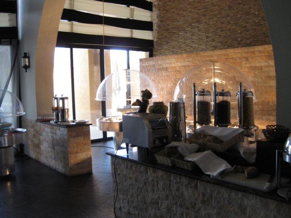 Speisesaal Hotel Golden Tulip Jazira Beach Resort