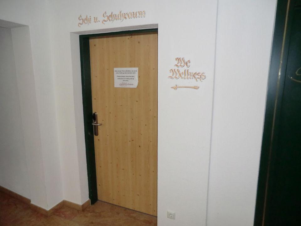 bild sauna dusche zu aktivhotel gasteiner einkehr in. Black Bedroom Furniture Sets. Home Design Ideas