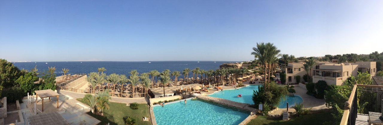 Poolanlagen Oberhalb Vom Strand The Grand Hotel Sharm El Sheikh