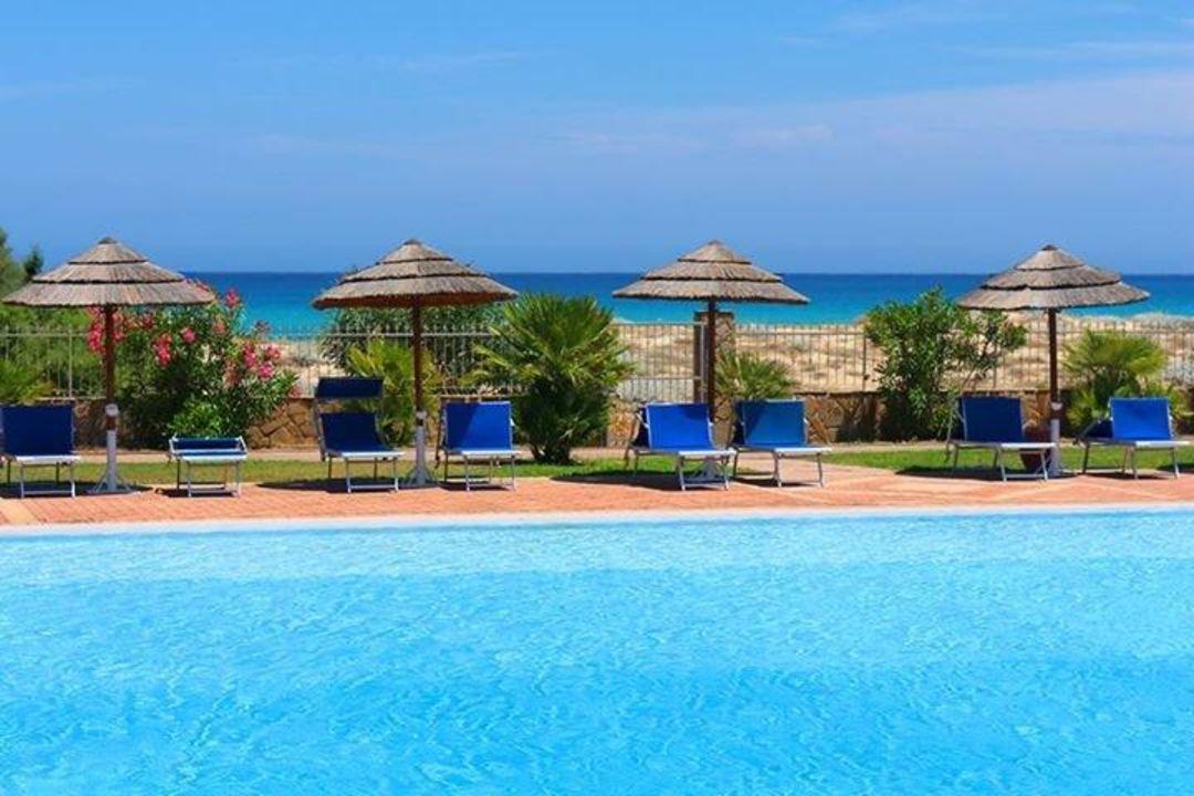 Hotel Direkt Am Strand Italien