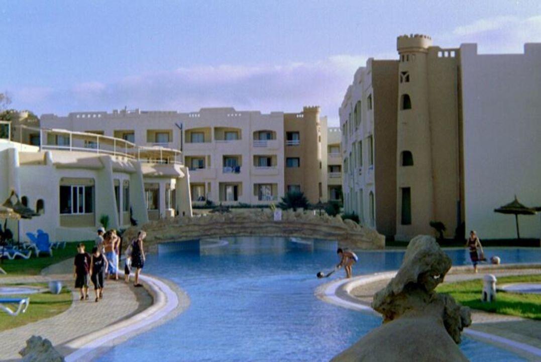 Sun Beach Resort Tunis Poolblick Hotel Caribbean World Sun Beach