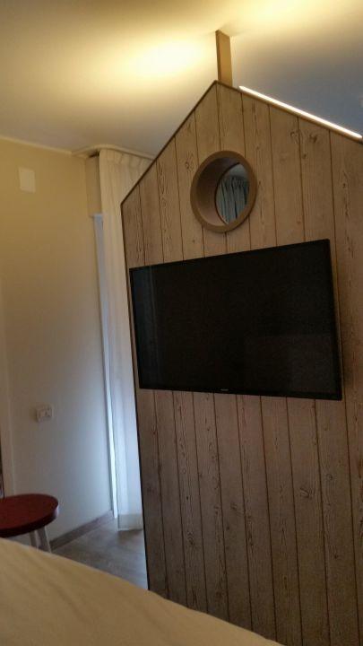 Fernseher Am Bett Hotel San Michele Bibione Holidaycheck