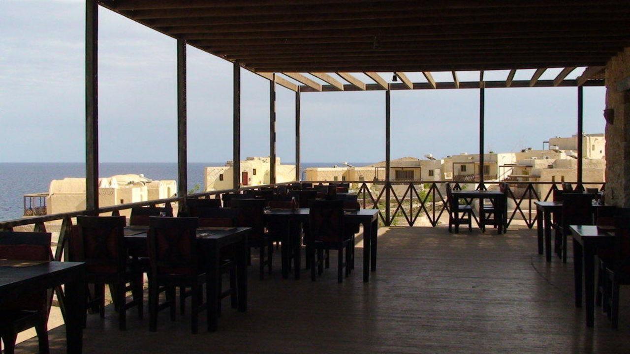 Restaurant - Terrasse Hotel The Oasis