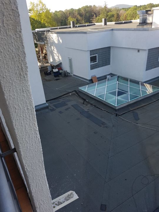Ausblick Hotel Laguna Garden