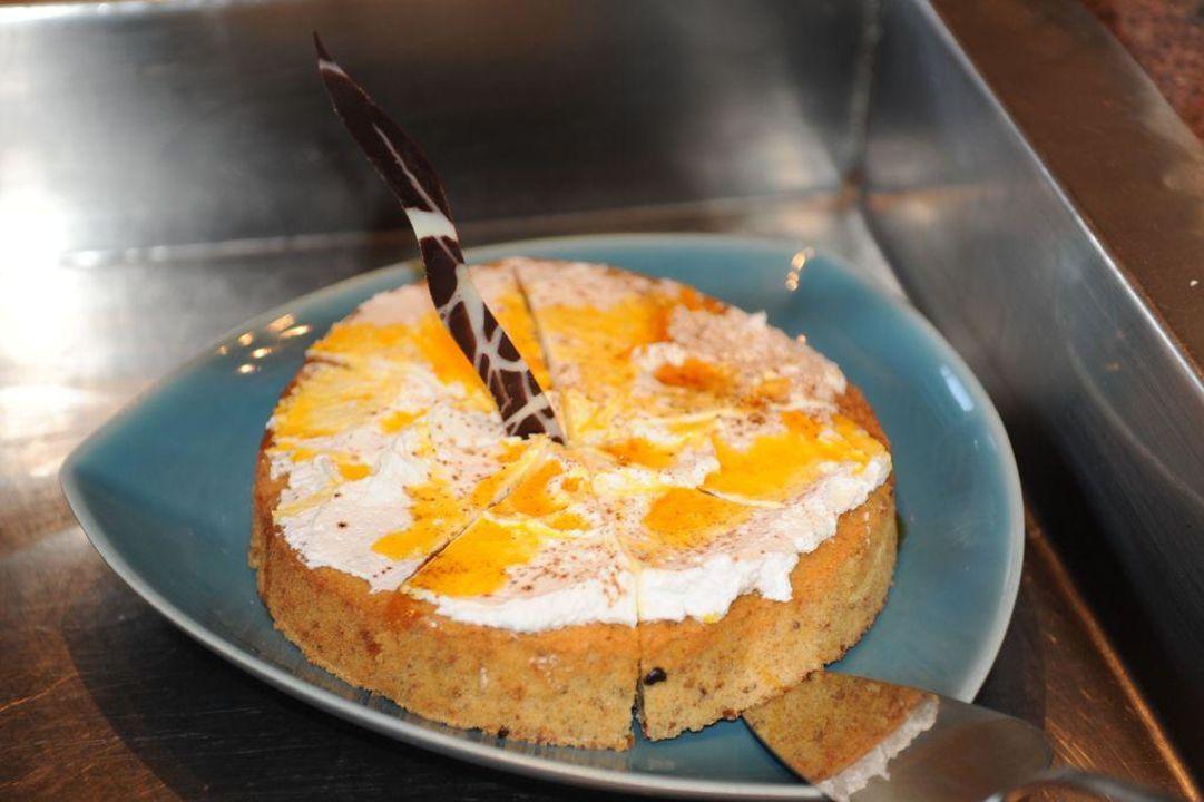 Schöne Torte Tia Heights Makadi Bay